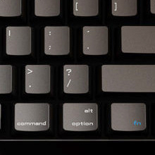 Mac OS Specific Key Functions