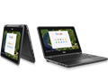 slide 1 of 1,zoom in, dell chromebook 3189 education 2-in-1: empowering student-led learning.