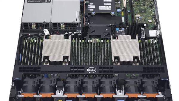DELL PowerEdge R630 2 2GHz E5-2650V3 750W Rack (1U) R630-0701