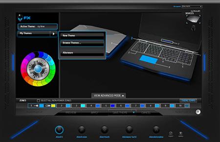 Alienware Fan Control
