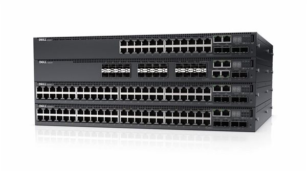 Dell EMC Networking N3024ET-ON - Switch - L3 - Managed - 24 x 10/100/1
