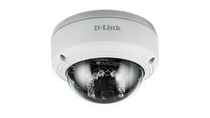 Full HD PoE Dome Camera