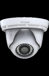 Full HD Outdoor Mini Dome Camera