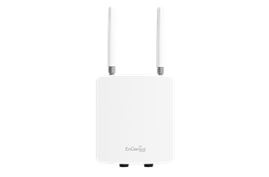 Outdoor Ruggedized Wireless Access Point, N300 Long-Range, High-Speed Access Point Expands Wireless Coverage Outdoors