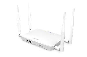 Indoor Wireless Access Point/Ethernet Bridge, Dual-Band AC1200, High-Speed, Long-Range, Indoor Wireless AP with Coverage that Penetrates Multiple Floors