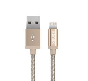 ChargeSync USB Cable with Lightning Connector