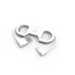 GoBuddy+ Charge and Sync Cable + Bottle Opener (Lightning)
