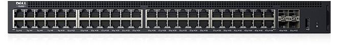 Dell Networking X-Series Smart Switch: Outstanding usability and control.