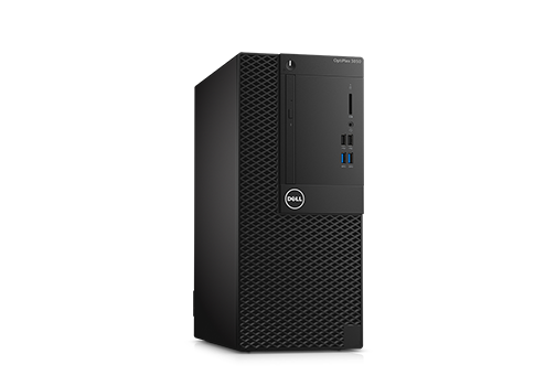 slide 1 of 1,show larger image, optiplex 3050 mini tower: business critical performance, smaller design.