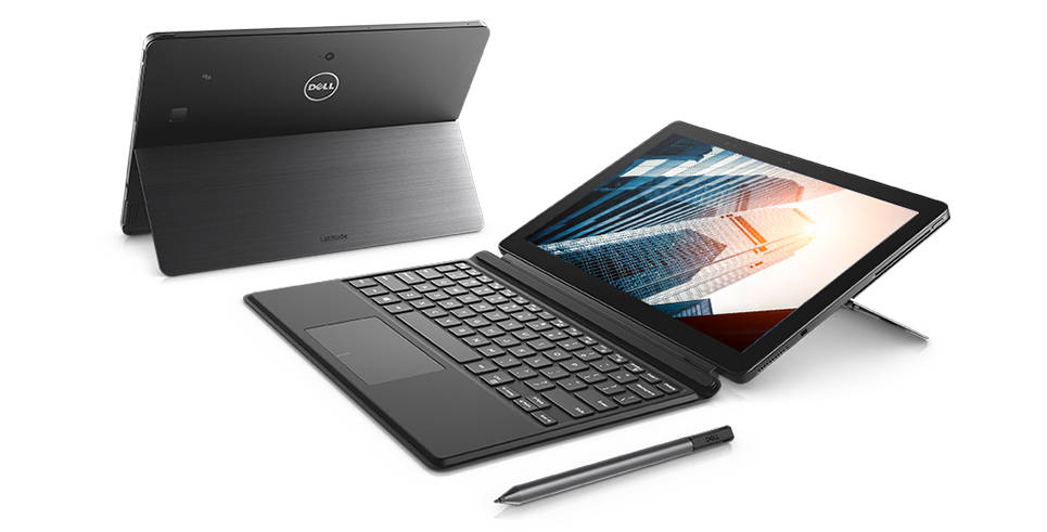 Dell latitude 5285 61x3p intel core i7 7th gen 7600u 280 ghz 16 dell latitude 5285 2 in 1 security with style fandeluxe Images
