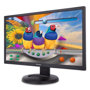 "ViewSonic VG2860mhl-4K: 28"" Ultra HD Monitor with MultiPicture Technology"