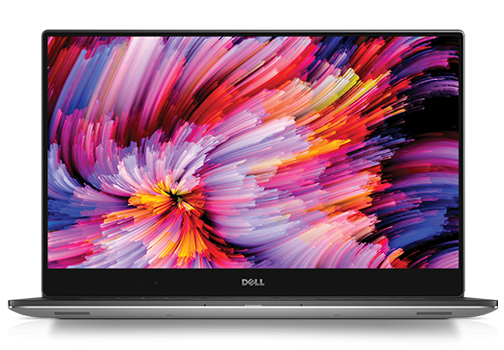 slide 1 of 1,show larger image, dell xps 15 9560: pushing innovation to the edge.