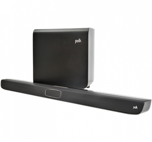 Polk Audio MagniFi Voice Optimizing Wireless Soundbar