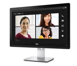 Dell UltraSharp 23 UZ2315H Multimedia Monitor: Team up with a monitor thats fully flexible.