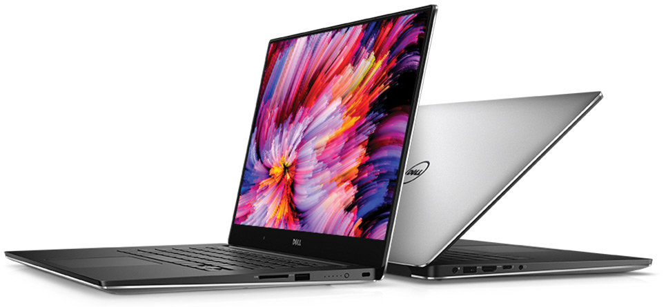Dell XPS 15 9560: Pushing innovation to the edge.