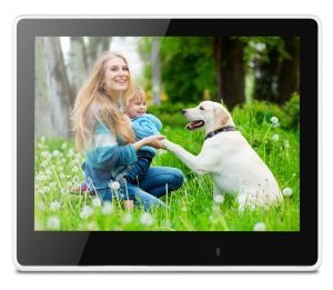"VFM820-50 8"" Digital Photo Frame"