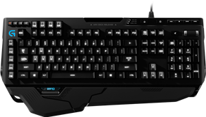 Logitech G910 Orion Spark RGB - Keyboard - USB