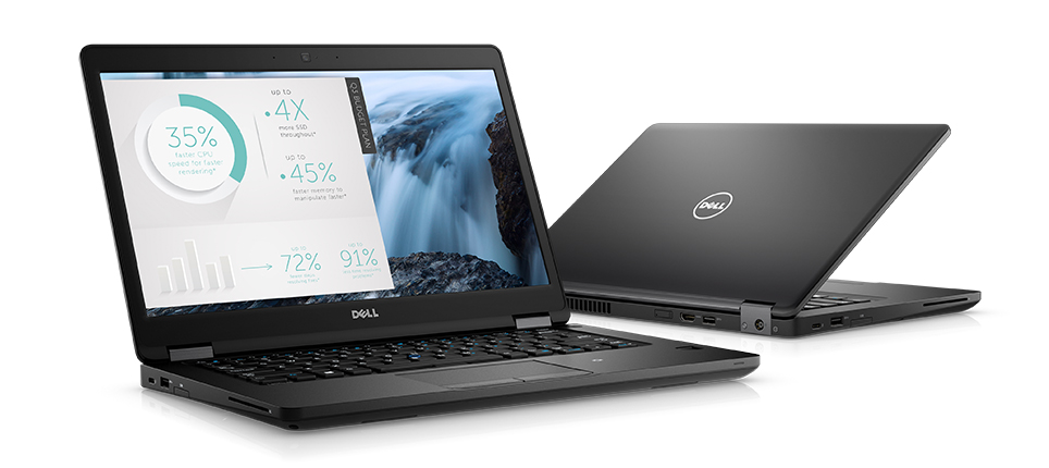 Dell Latitude 5480: Work flexibly on-the-go