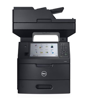 Dell Mono Multifunktion Printer - B5465dnf