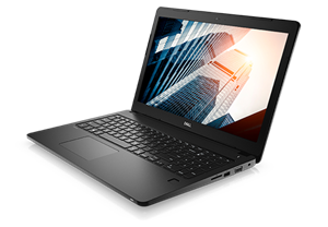 Dell Latitude 3580: First-class business protection.