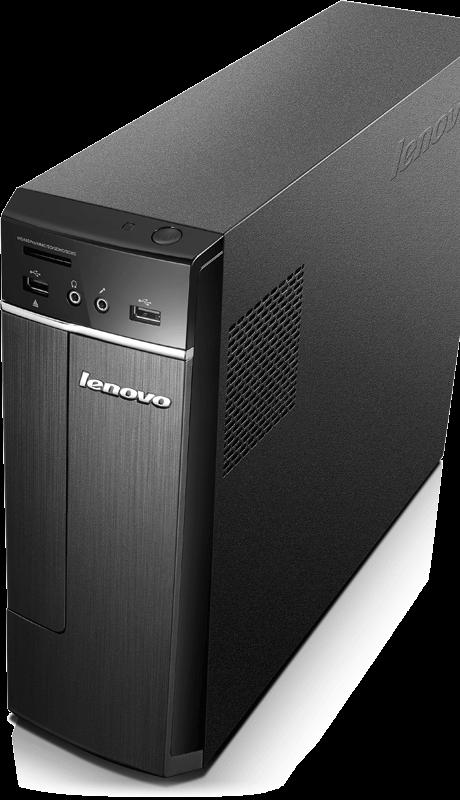 Lenovo H30 Manage Your Home And Finances Slim Footprint