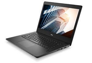 Dell Latitude 3480: First-class business protection.
