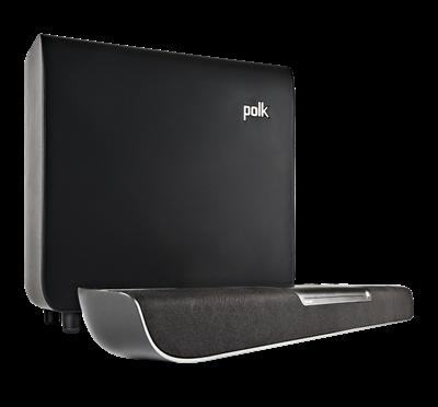 Polk Audio MagniFi One Dialogue-Enhancing Sound Bar System