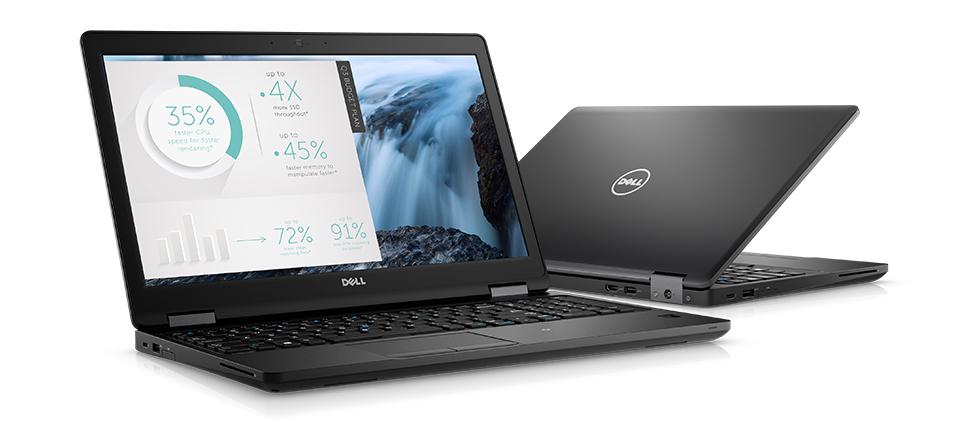 Dell Latitude 5580: Riche en fonctionnalités et polyvalent
