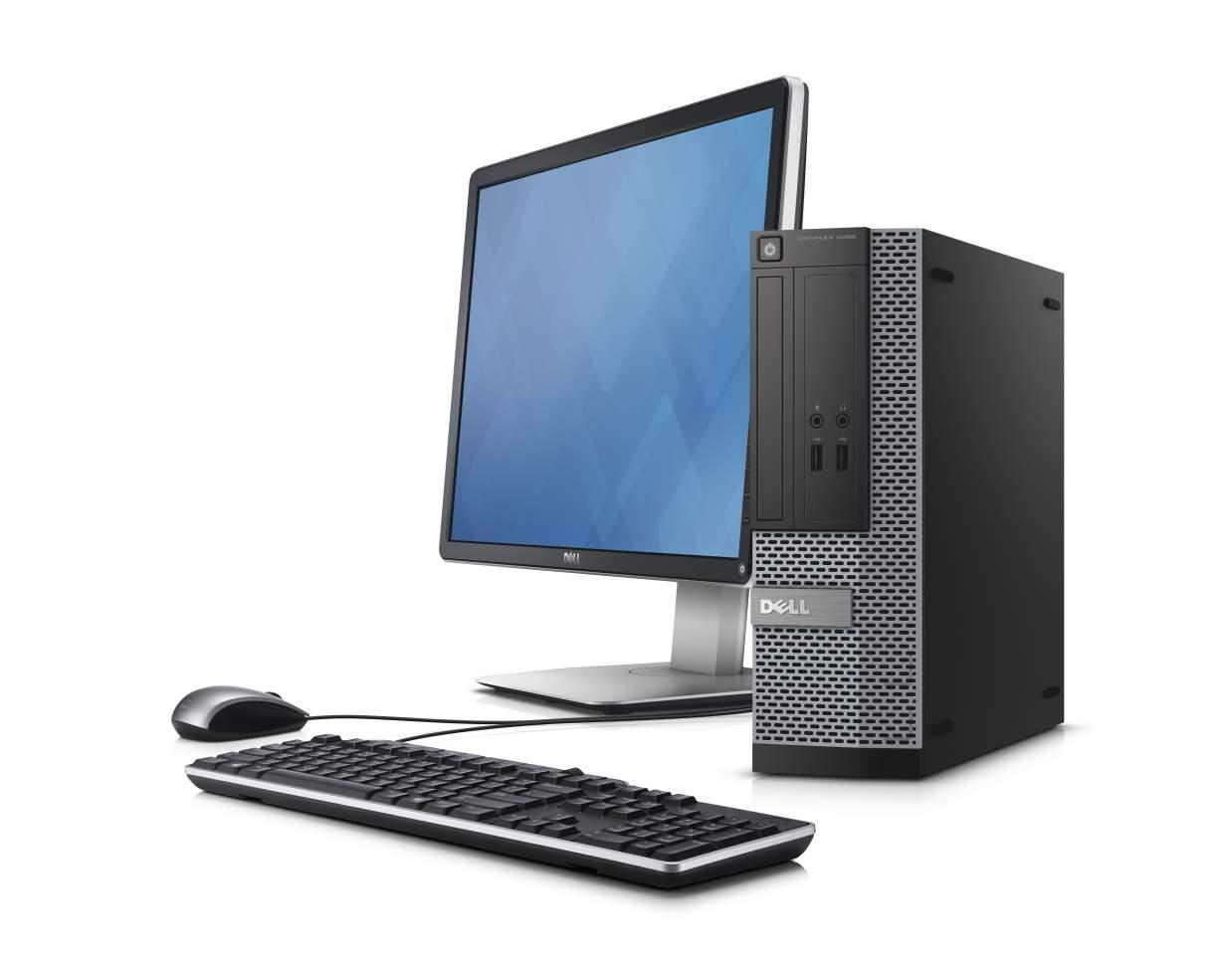 DELL Desktop PC OptiPlex 3020 05WX1W Intel Core i5 4th Gen 4590 ...
