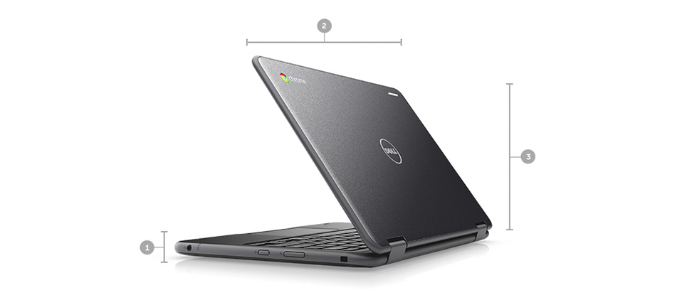 Dell Chromebook 3189 Education 2-in-1: Empowering student-led learning.