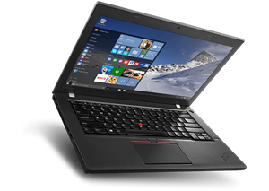 "Lenovo ThinkPad T460: BUSINESS-READY, HIGHLY MOBILE 14"" ULTRABOOK"