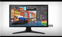 """slide {0} of {1},zoom in, ViewSonic VG2847Smh: 28"""" Full HD Ergonomic LED Monitor with Integrated Client Endpoint Mount"""