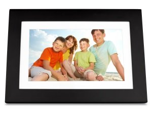 "VFD1028w-11 10.1"" Digital Photo Frame"