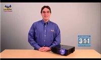 PJD6683ws Short Throw Networkable WXGA Projector