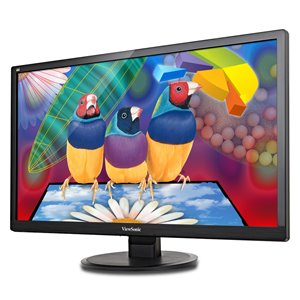 "ViewSonic VA2855Smh: 28"" Full HD Multimedia LED Monitor with HDMI"