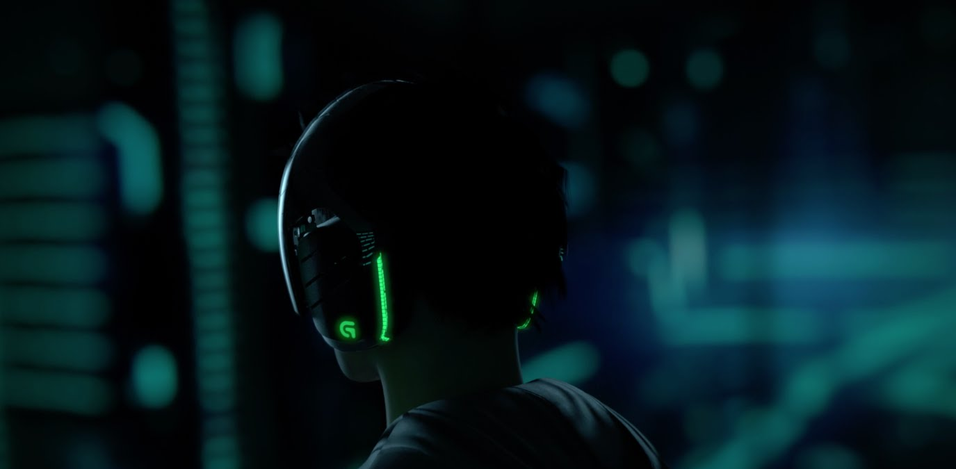 G633 Theseus Fire Wired Gaming Headset 7 1 Rgb