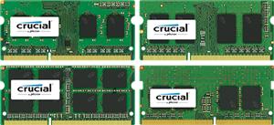 Crucial Laptop Memory (SODIMMs)