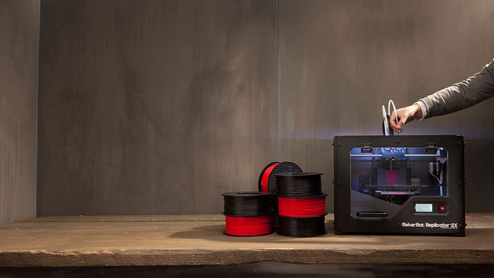 MakerBot Replicator 2X - 3D Printer | Dell United States