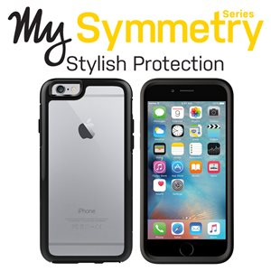 OtterBox® Symmetry Series® Clear Case for iPhone 6/6s