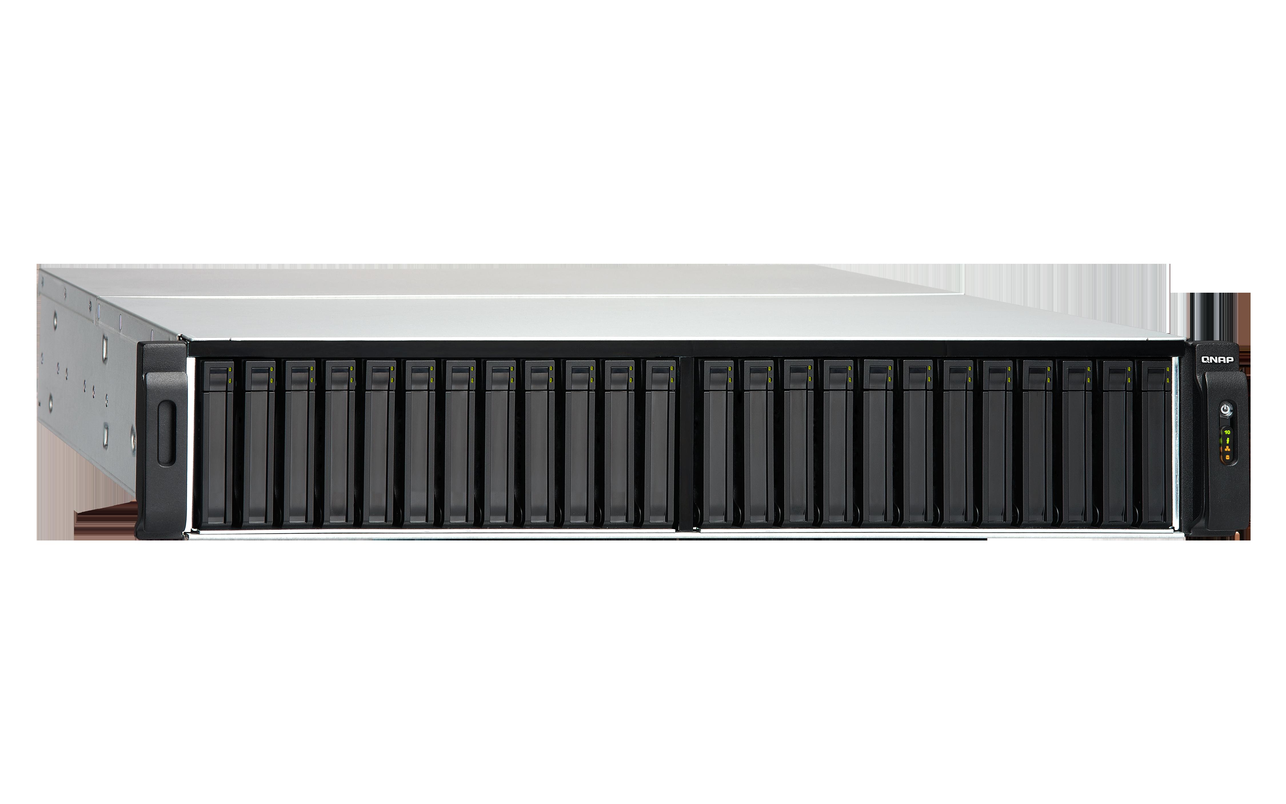 TES-3085U-D1548-32G - QNAP TES-3085U - NAS server - 0 GB