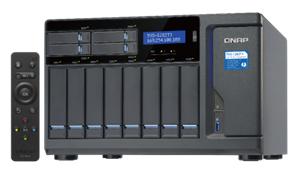 QNAP TVS-1282T3 NAS server - 0 GB