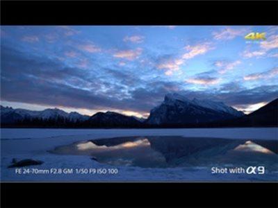 Beautiful 4K imaging