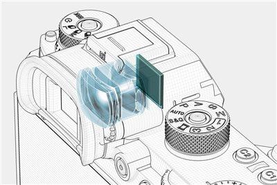 Quad-VGA OLED Tru-Finder™