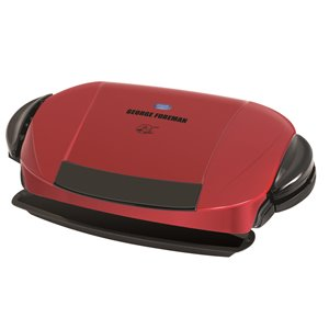 George Foreman GRP0004R 5 Serving Removable Plate Grill