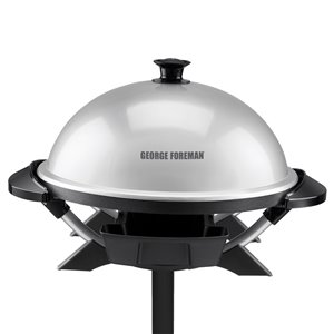 George Foreman GFO200S 12+ Serving Indoor/Outdoor Electric Grill