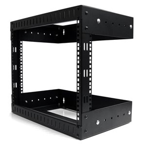 Mount your network and telecommunications equipment with the convenience of adjustable depth