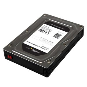 "Turn a 2.5"" SATA HDD/SSD into a 3.5"" SATA Drive"