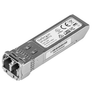 Add reliable and cost-effective 10Gb Ethernet connections over multimode fiber with this Mini-GBIC module