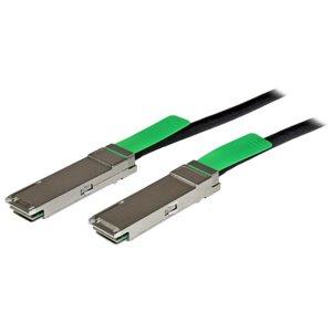 Branchez des périphériques réseau QSFP+ de 40 gigabits grâce à ce câble de rechange MC2207130-002 de qualité supérieure
