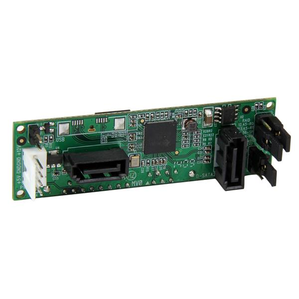 Hassle Free Installation With Drive Mounted Controller Included SATA Cables And No Software Or